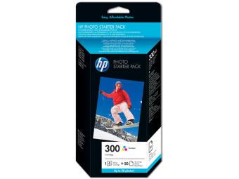 Originální cartridge HP č. 300C (CG846EE) + fotopapír