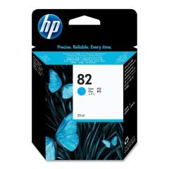 Cartridge do tiskárny Originální cartridge HP č. 82 (CH566A) (Azurová)