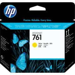 Cartridge do tiskárny Originální tisková hlava HP č. 761 (CH645A) (Žlutá)