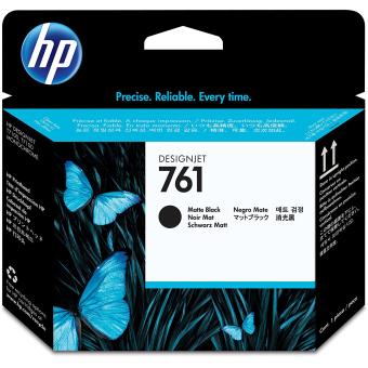 Originální tisková hlava HP č. 761 (CH648A) (Matná černá)