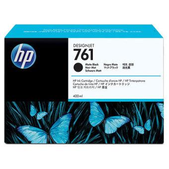 Originální cartridge HP č. 761 (CM991A) (Matná černá)