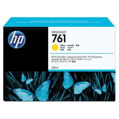 Cartridge do tiskárny Originální cartridge HP č. 761 (CM992A) (Žlutá)