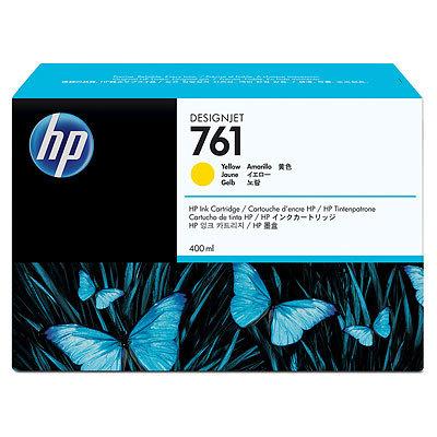 Originální cartridge HP č. 761 (CM992A) (Žlutá)
