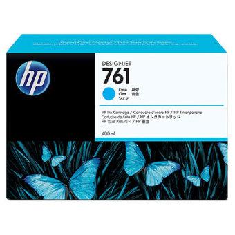 Originální cartridge HP č. 761 (CM994A) (Azurová)