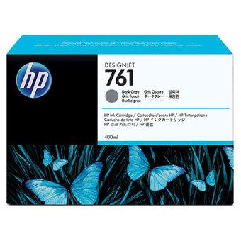 Originální cartridge HP č. 761 (CM996A) (Tmavě šedá)