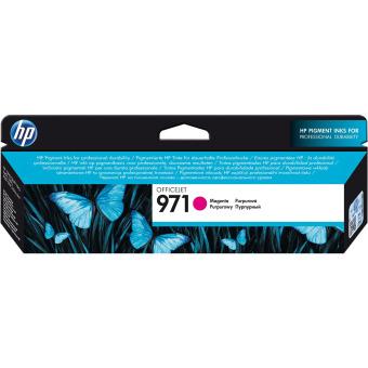 Originální cartridge HP č. 971M (CN623AE) (Purpurová)