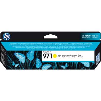 Originální cartridge HP č. 971Y (CN624AE) (Žlutá)