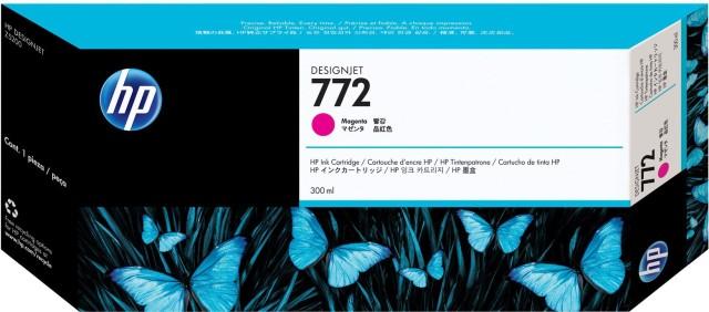 Originální cartridge HP č. 772 (CN629A) (Purpurová)