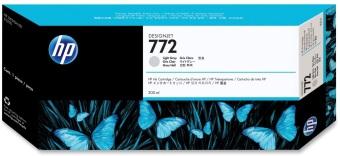 Originální cartridge HP č. 772 (CN634A) (Světle šedá)