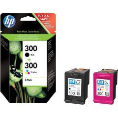 Sada originálních cartridge HP č. 300 (CN637EE)