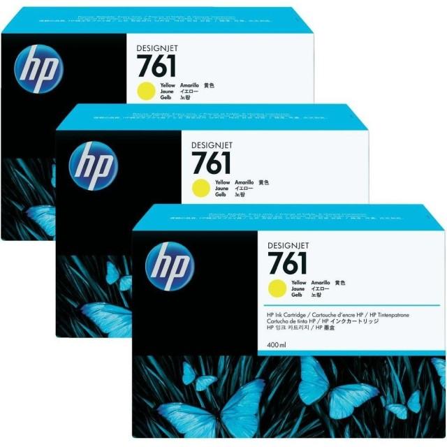 Originální cartridge HP č. 761 (CR270A) (Žlutá)