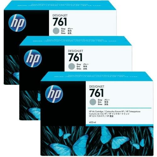 Originální cartridge HP č. 761 (CR273A) (Šedá)