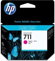 Originální cartridge HP č. 711 (CZ131A) (Purpurová)