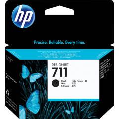 Cartridge do tiskárny Originální cartridge HP č. 711 (CZ133A) (Černá)