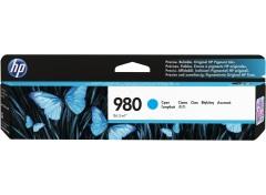 Cartridge do tiskárny Originální cartridge HP č. 980 (D8J07A) (Azurová)