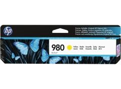 Cartridge do tiskárny Originální cartridge HP č. 980 (D8J09A) (Žlutá)