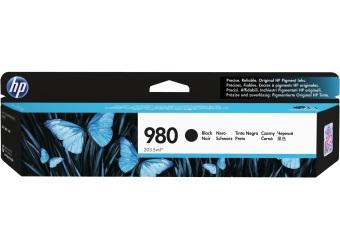 Originální cartridge HP č. 980 (D8J10A) (Černá)