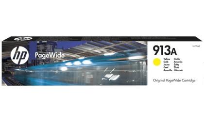 Originální cartridge HP č. 913A (F6T79AE) (Žlutá)