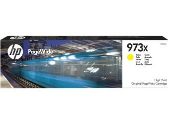 Originální cartridge HP č. 973X (F6T83AE) (Žlutá)