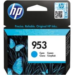 Cartridge do tiskárny Originální cartridge HP č. 953 (F6U12AE) (Azurová)
