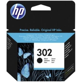Originální cartridge HP č. 302 (F6U66A) (Černá)