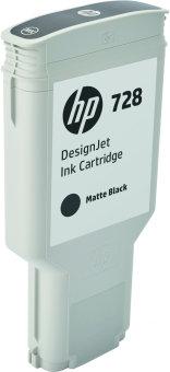 Originální cartridge HP č. 728 (F9J68A) (Matně černá)