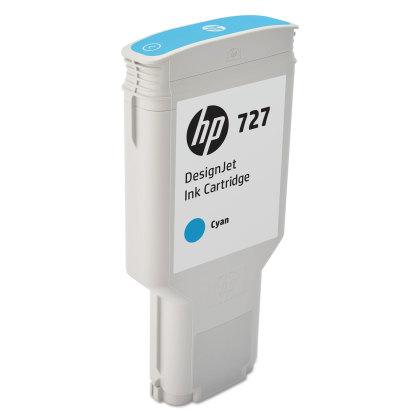 Originální cartridge HP č. 727 (F9J76A) (Azurová)