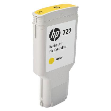 Originální cartridge HP č. 727 (F9J78A) (Žlutá)