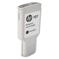 Cartridge do tiskárny Originální cartridge HP č. 727 (F9J79A) (Foto černá)