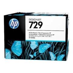 Cartridge do tiskárny Originální tisková hlava HP č. 729 (F9J81A)