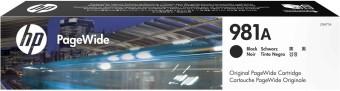 Originální cartridge HP č. 981A (J3M71A) (Černá)
