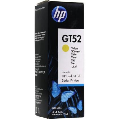 Originální lahev HP č. GT52 (M0H56AE) (Žlutá)