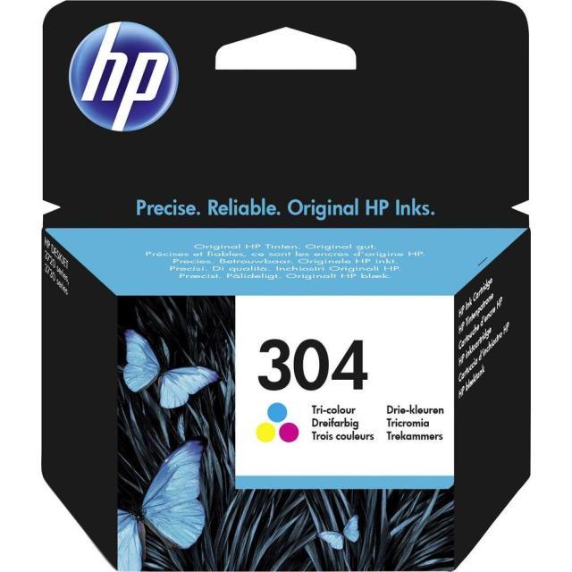Originální cartridge HP 304 (N9K05AE) (Barevná)