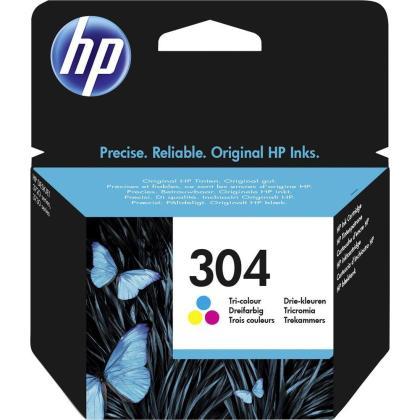 Originální cartridge HP č. 304 (N9K05AE) (Barevná)