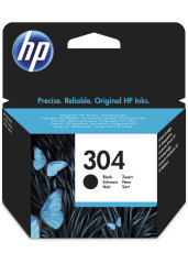 Cartridge do tiskárny Originální cartridge HP č. 304 (N9K06AE) (Černá)