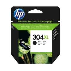 Cartridge do tiskárny Originální cartridge HP č. 304 XL (N9K08AE) (Černá)