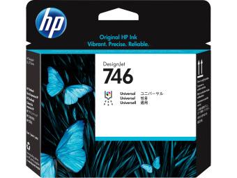 Originální tisková hlava HP č. 746 (P2V25A)