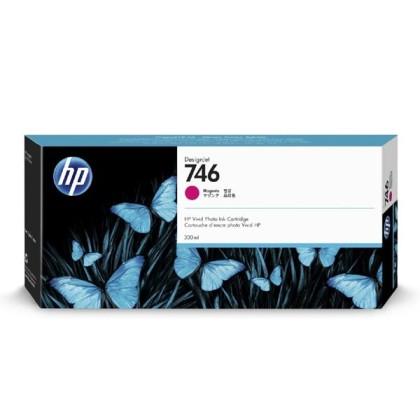 Originální cartridge HP č. 746 (P2V78A) (Purpurová)