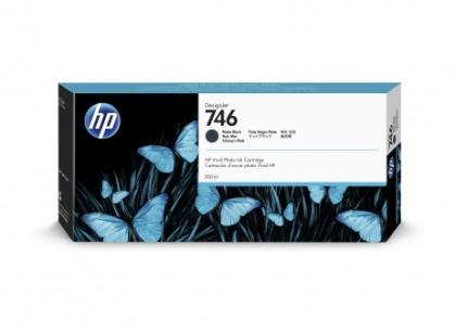 Originální cartridge HP č. 746 (P2V82A) (Foto černá)