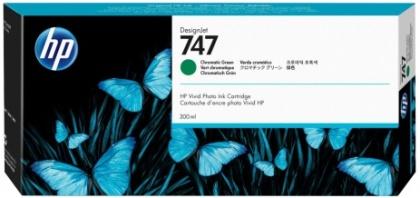 Originální cartridge HP č. 747 (P2V84A) (Zelená)