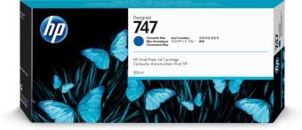 Originální cartridge HP č. 747 (P2V85A) (Modrá)