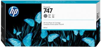 Originální cartridge HP č. 747 (P2V86A) (Šedá)