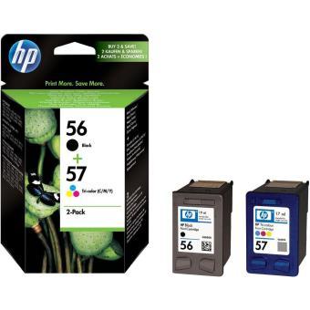 Sada originálních cartridge HP č. 56 a 57 (SA342AE)