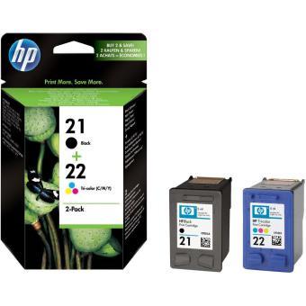 Sada originálních cartridge HP č. 21 a 22 (SD367AE)
