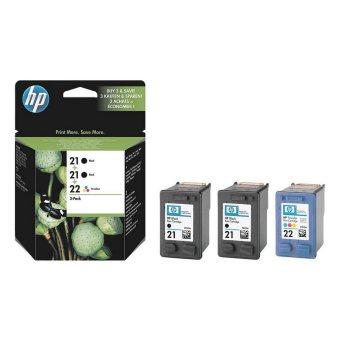 Sada originálních cartridge HP č. 21 a 22 (SD400AE)