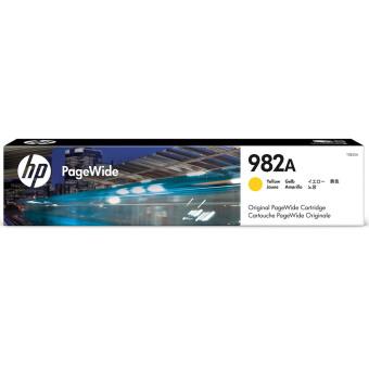 Originální cartridge HP č. 982A (T0B25A) (Žlutá)
