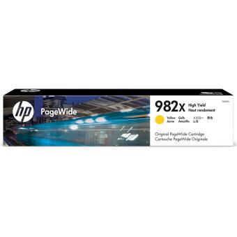 Originální cartridge HP č. 982X (T0B29A) (Žlutá)