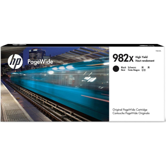 Originální cartridge HP č. 982X (T0B30A) (Černá)