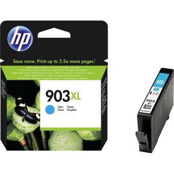 Originální cartridge HP č. 903 XL (T6M03AE) (Azurová)