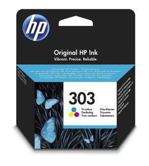 Originální cartridge HP 303 (T6N01AE) (Barevná)
